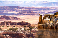 Arches, Canyonlands and Monument Valley